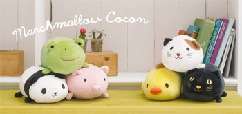 Cocon Animals | LivHeart | Soft Toys