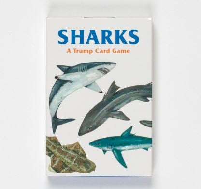 Sharks  | Laurence King | Trump Cards