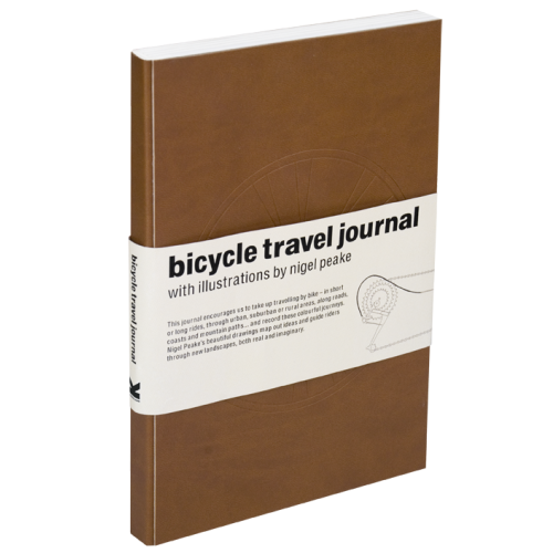 Bicycle Travel Journal  | Laurence King | Cyclist Journal