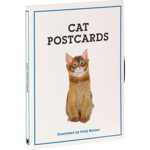 Cat Postcards | Laurence King