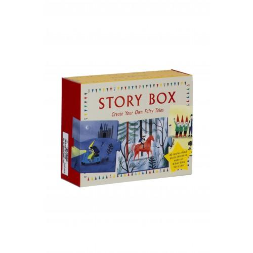 Story Box - Create Your own Fairy Tales | Laurence King | DIY Storytelling