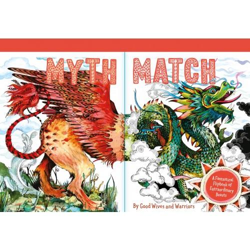 Myth Match  | Laurence King | Creative Book