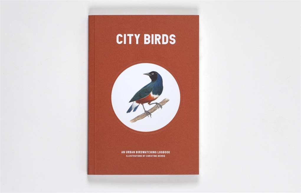 City Birds | Laurence King | Journal