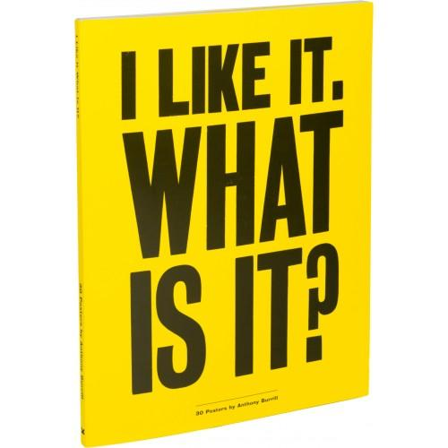 I Like It. What Is It? | Laurence King | Poster Book