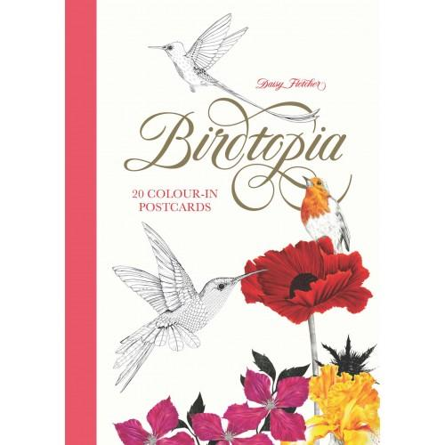 Birdtopia  | Laurence King | Postcards