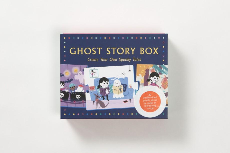 Ghost Story Box | Laurence King Publishing | DIY Storytelling
