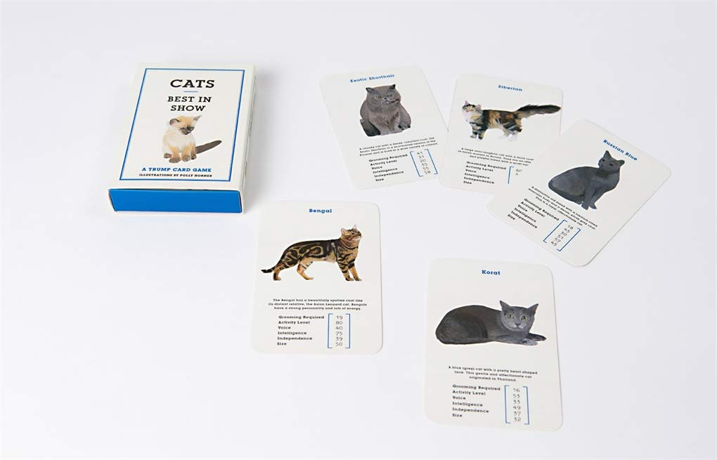 Cats: Best in Show | Laurence King Publishing | Trump Cards