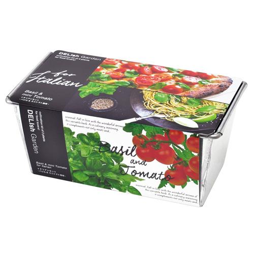 DELISH GARDEN DOUBLE | Seishin Tougei | Herbs Growing Kit