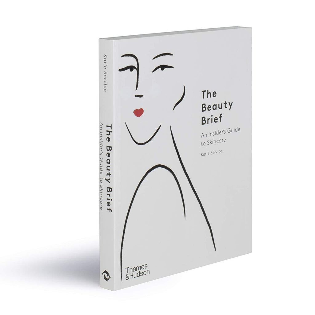 The Beauty Brief | Katie Service | Skincare Self-Help Book