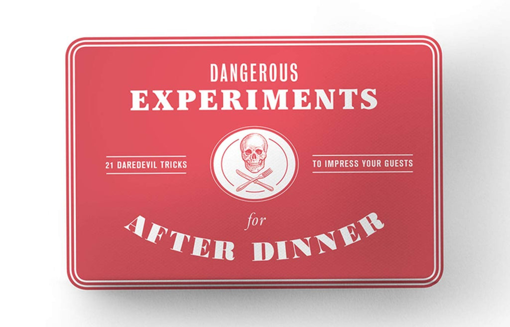 Dangerous Experiments for After Dinner | Laurence King | Activities Games