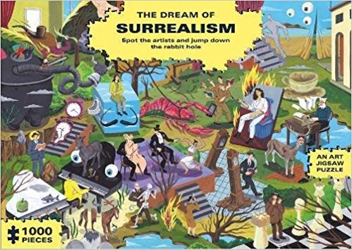 The Dream of Surrealism  | Laurence King | Jigsaw Puzzle