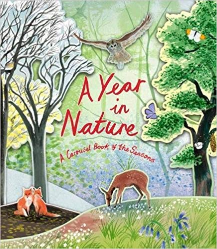 A Year in Nature | Laurence King | A Carousel Book of the Seasons