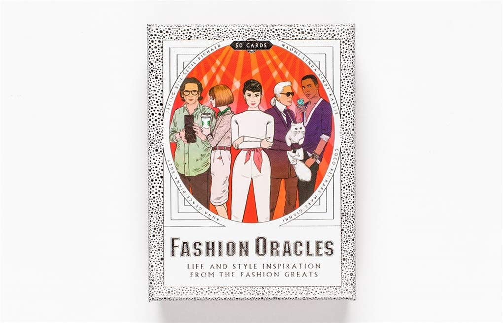 Fashion Oracles | Laurence King | Inspiration Card Game