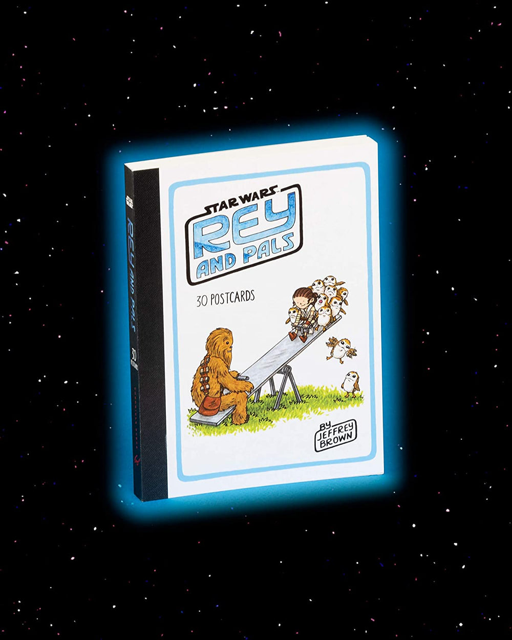 Star Wars - Rey And Pals | Chronicle Books | 30 Pieces Post Cards