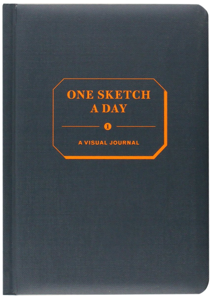One Sketch a Day Journal | Chronicles Book