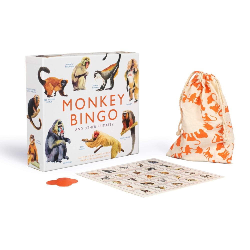 Bingo Game | Laurence King | Illustrated Species