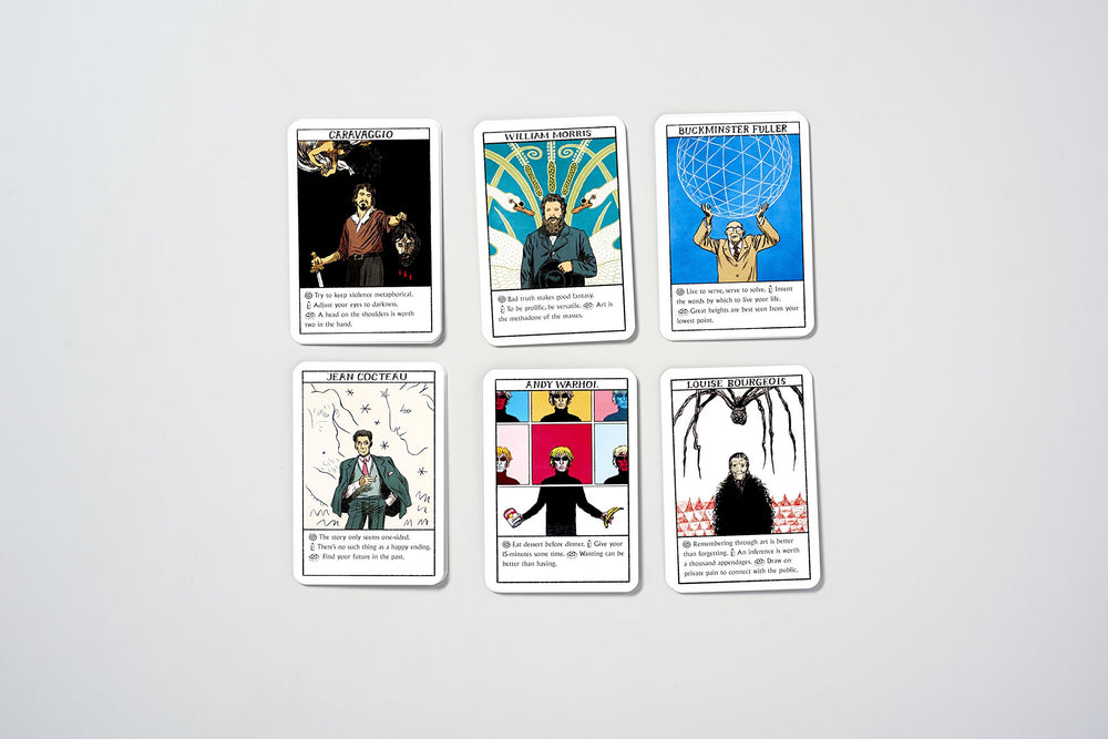 Art Oracles | Laurence King | Inspiration Card Game