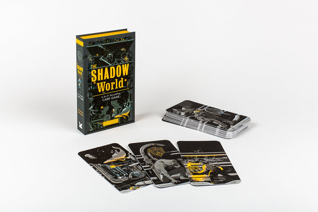 Shadow World | Laurence King | DIY Storytelling Card Game