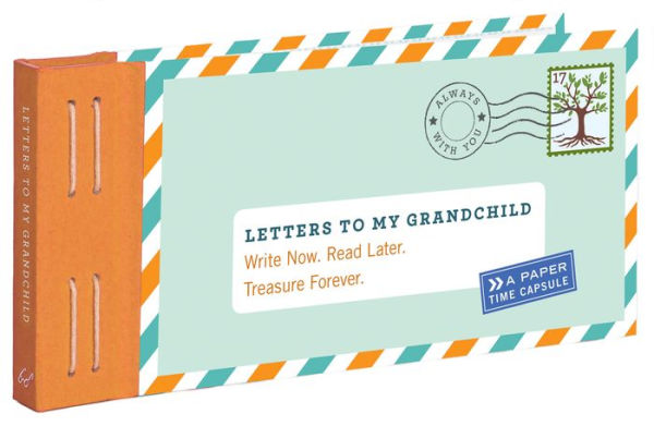 Letters to My series | Chronicles Book | Paper Time Capsule