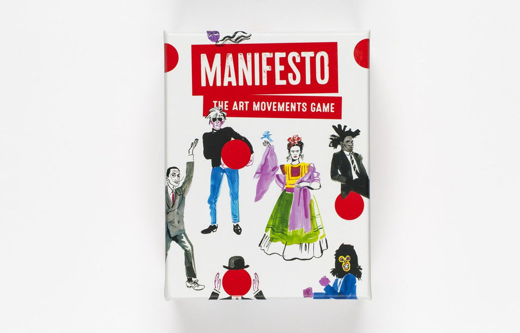 Manifesto | Laurence King | Go Fish Card Game