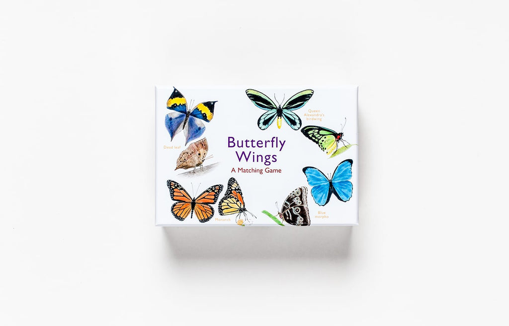 Butterfly Wings | Laurence Kings | Matching & Memory Game