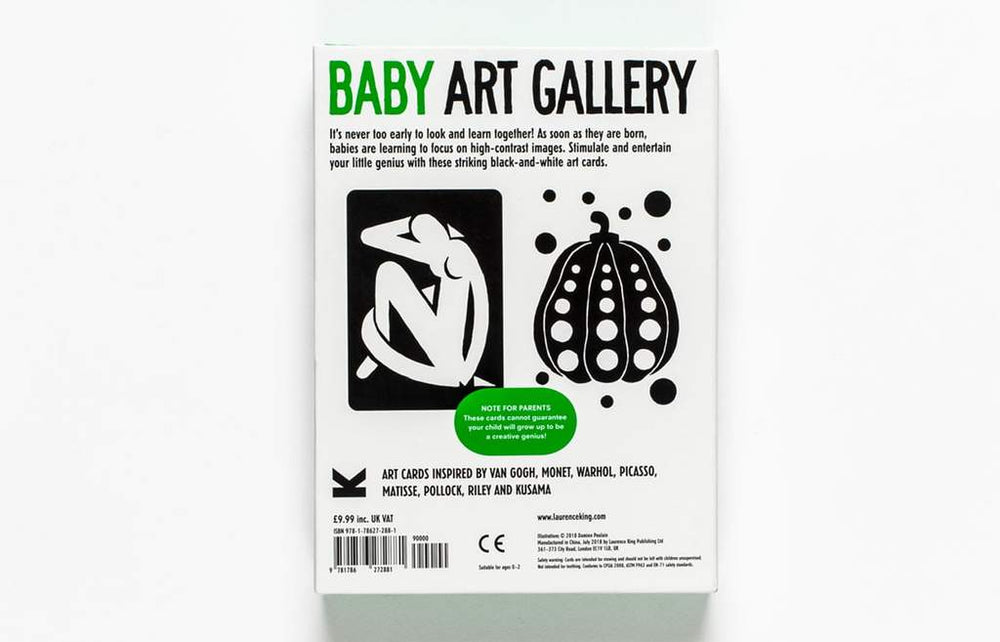 Baby Art Gallery | Laurence King | Young Kids