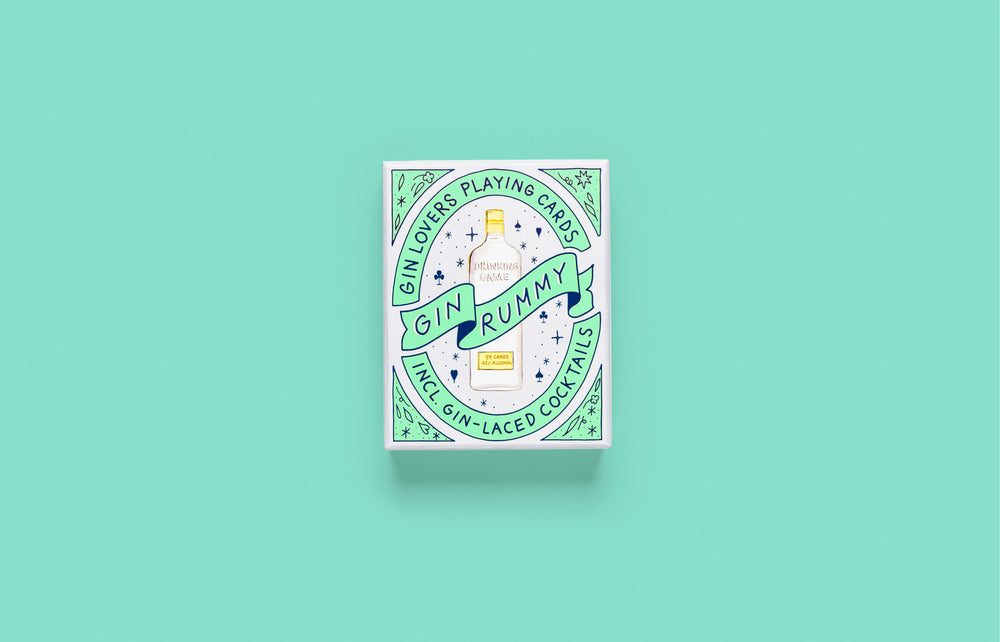 Gin Rummy | Laurence King | Playing Cards