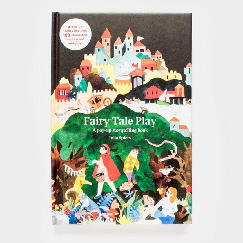 Fairy Tale Play A Pop Up Storybook  | Laurence King Publishing | Storytelling