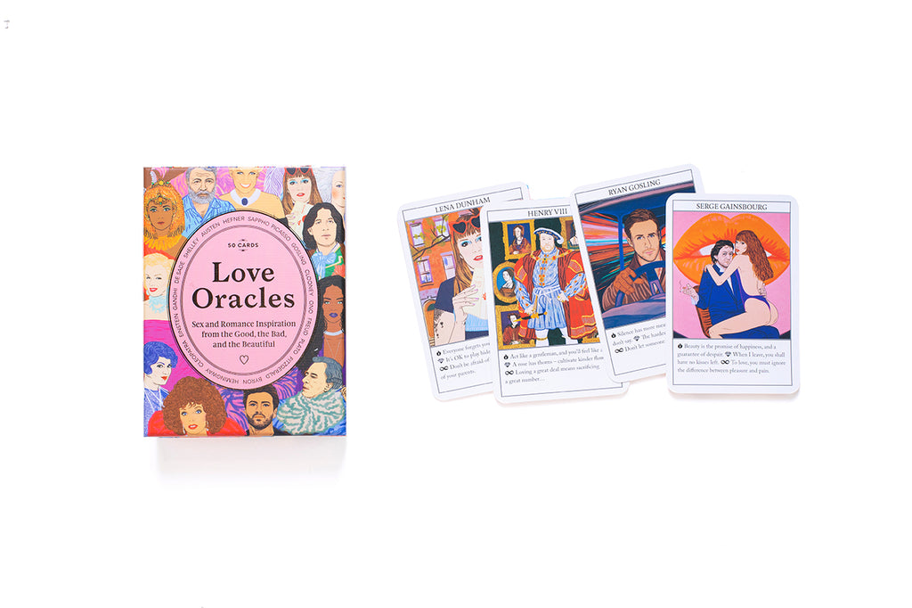 Love Oracles | Laurence King | Tarot Card Game