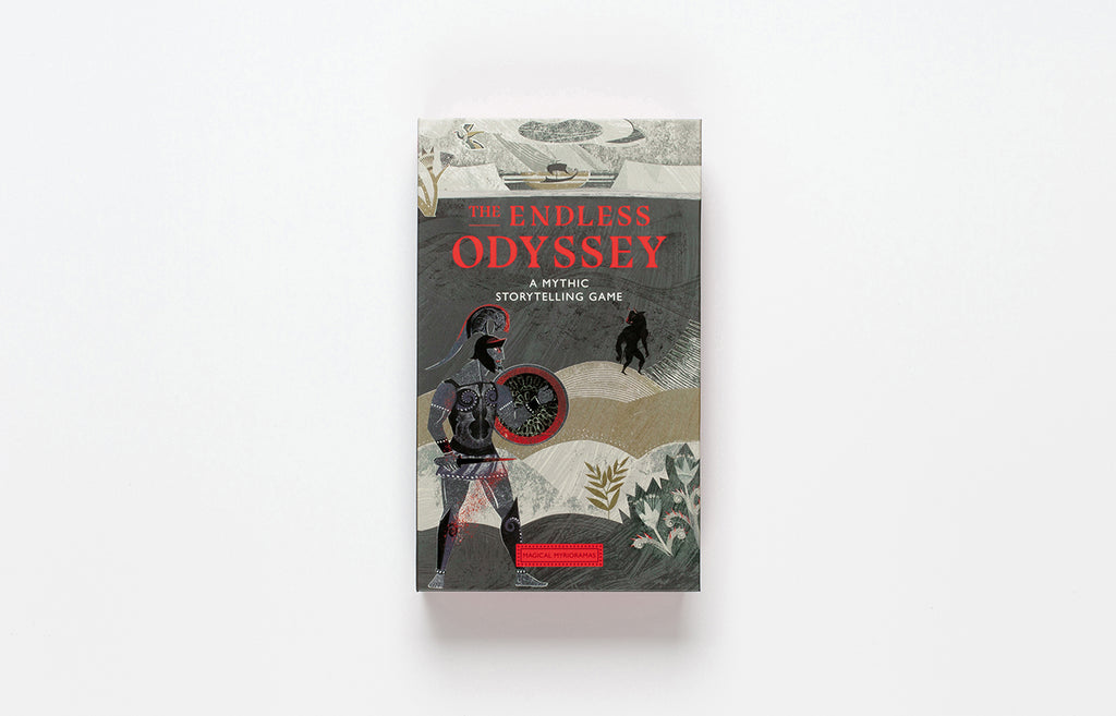 The Endless Odyssey | Laurence King | DIY Storytelling Game