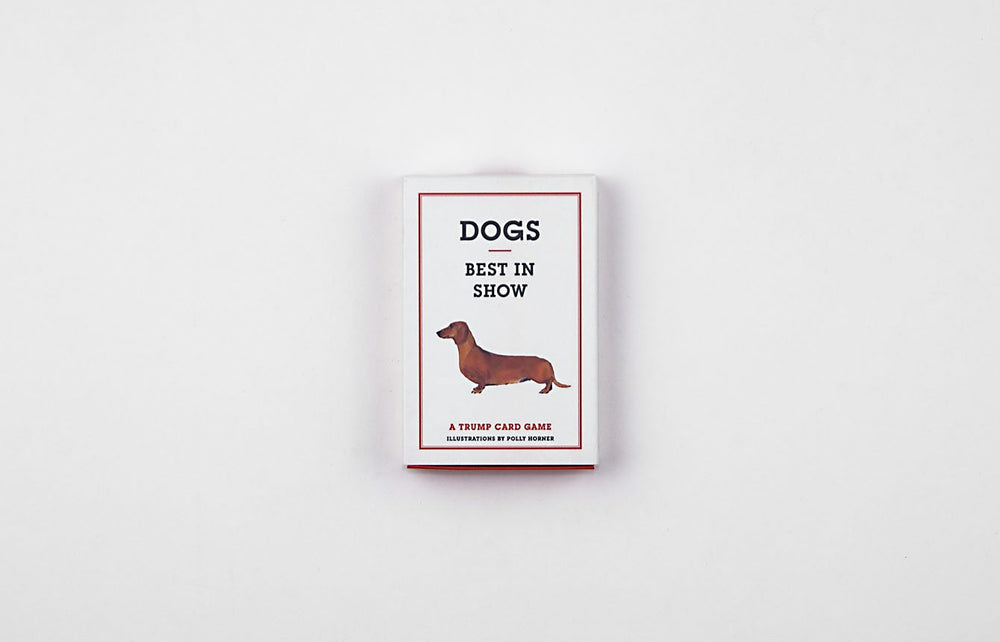 Dogs: Best in Show | Laurence King | Trumps Cards