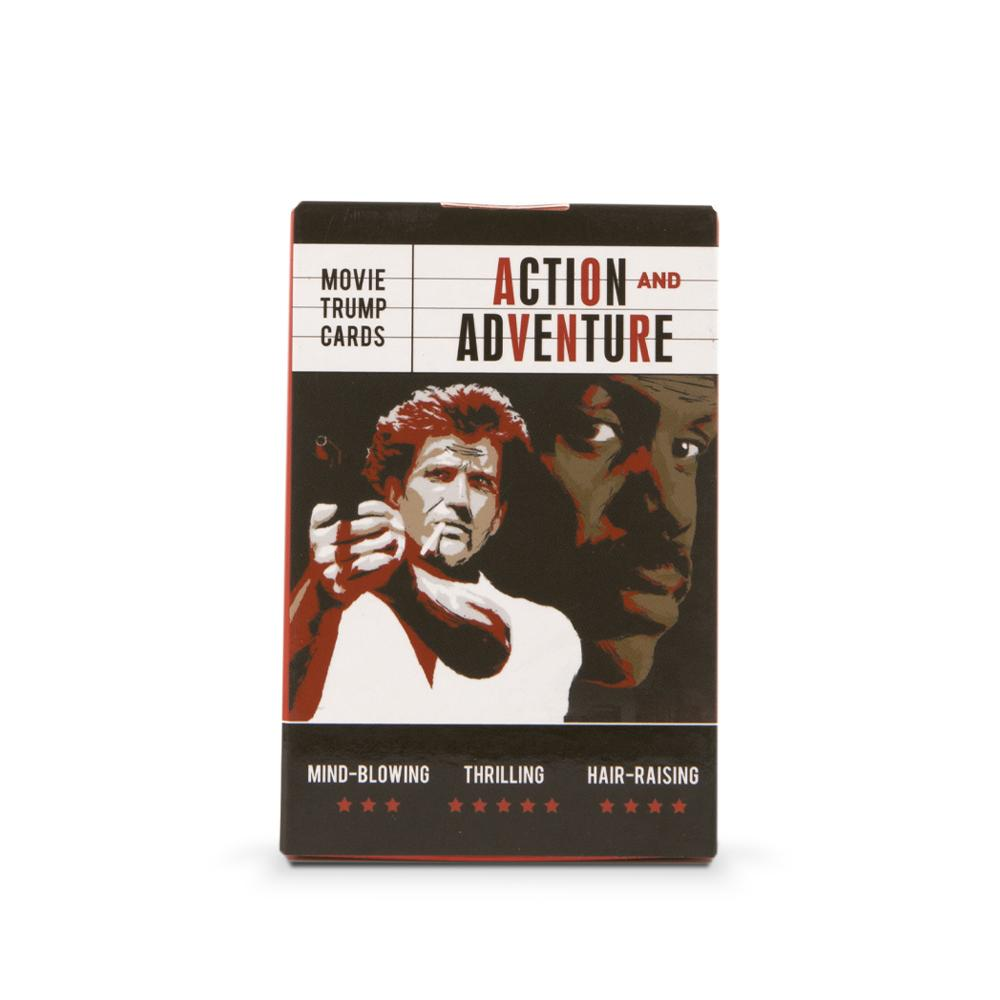 Action and Adventure | Laurence King | Trump Cards