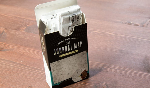 Awesome Map -The Journal Map