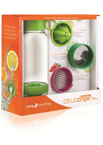 Citrus Zinger Green Gift Set