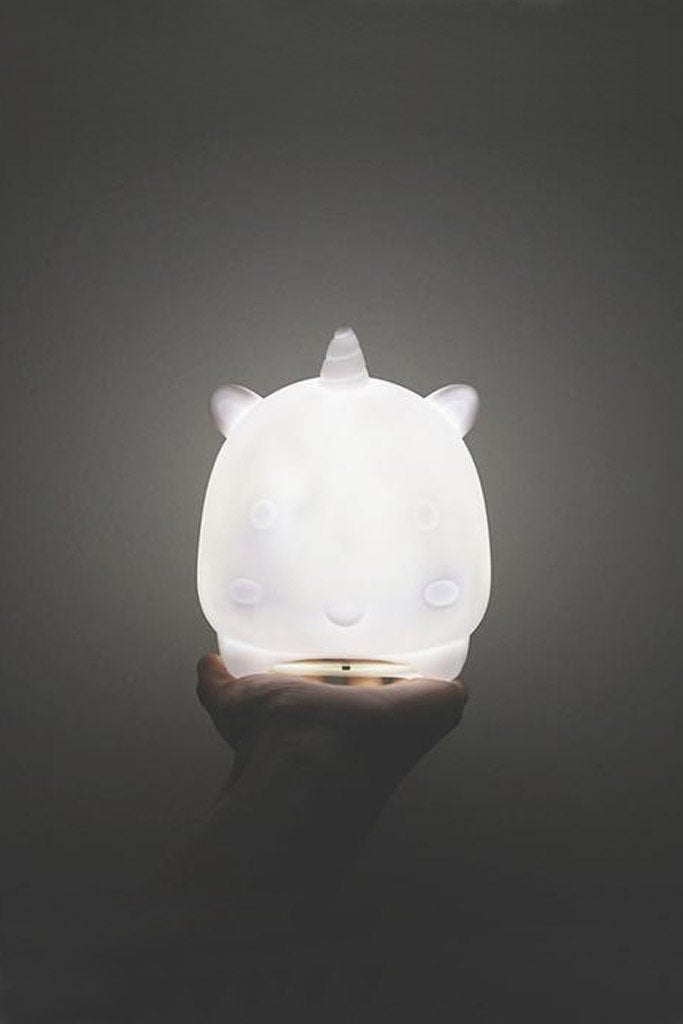 Elodie Unicorn Ambient Light - White