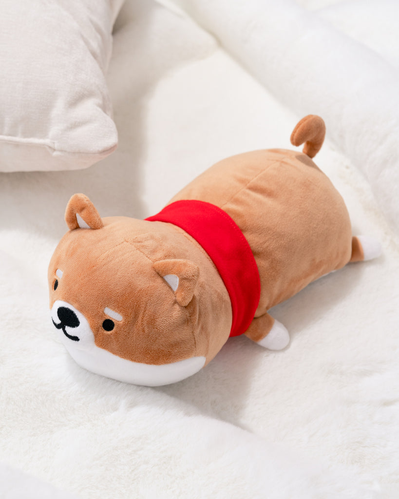 Kuma Shiba-Inu Soft Toy | Smoko | Toasty Plush Toy