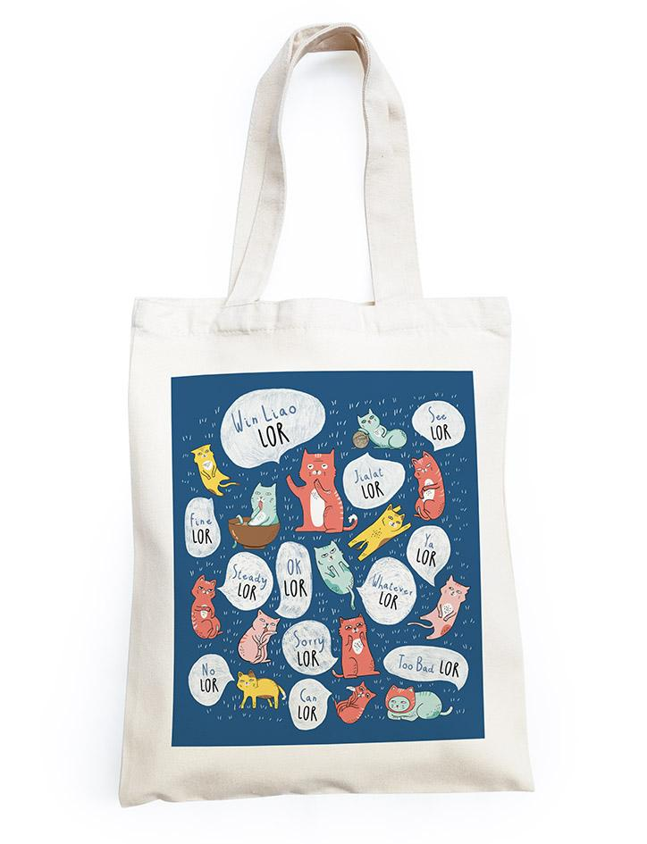 Tote Bag (Silkscreen)
