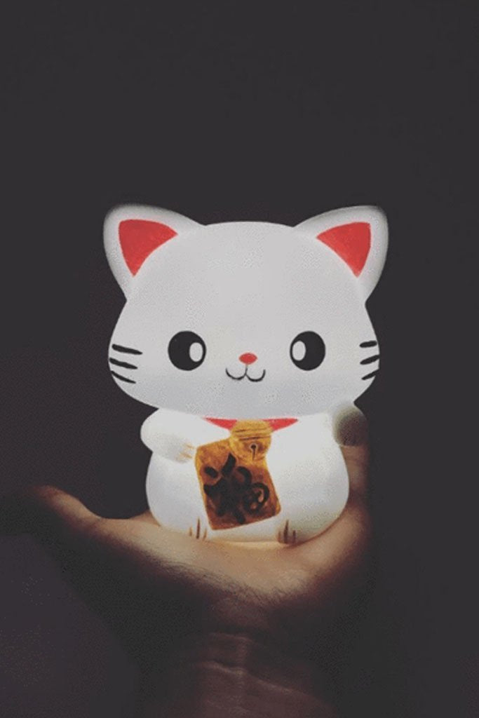 Lucky Cat - Maneki-Neko | Smoko | Ambient Light