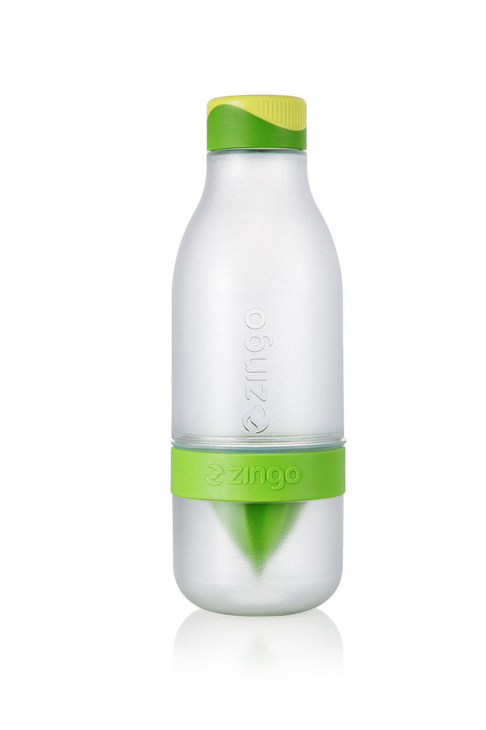 Zingo Clear | Zing Anything | Infuse Water Bottle