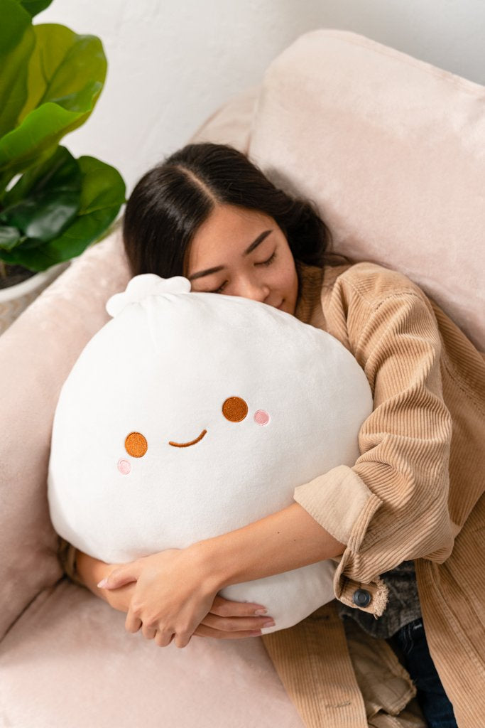 Little B Dumpling Mochi Plush | Smoko | Soft Toy