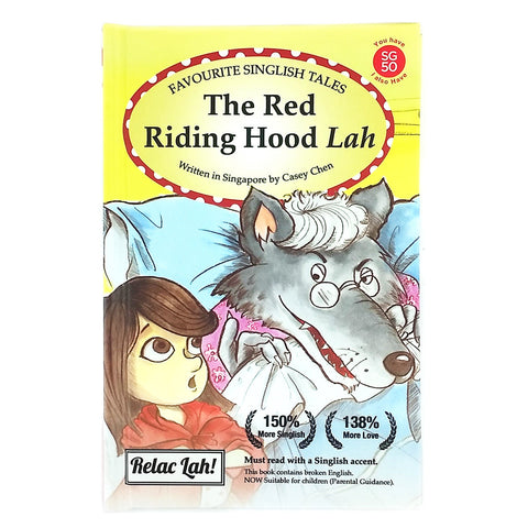 The Red Riding Hood Lah