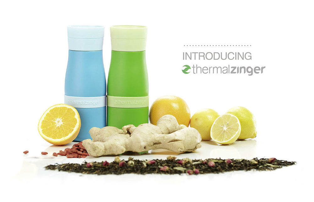Thermal Zinger | Zing Anything | Infused Water