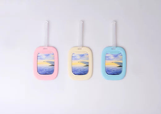 Air-tag set (2 pcs) | Teev | Luggage Tag
