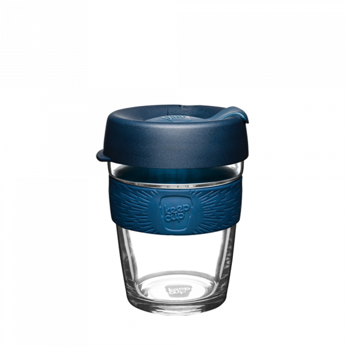 Keepcup Brew 12oz  | Reusable Cup | Tempered Glass Cup