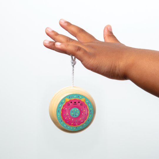 Wooden Yo-Yo | Mudpuppy | Kids Toy