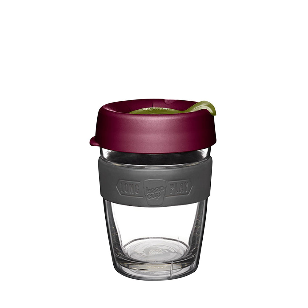 Keepcup Longplay - 12oz | Reusable Coffee Cup | Twin-wall