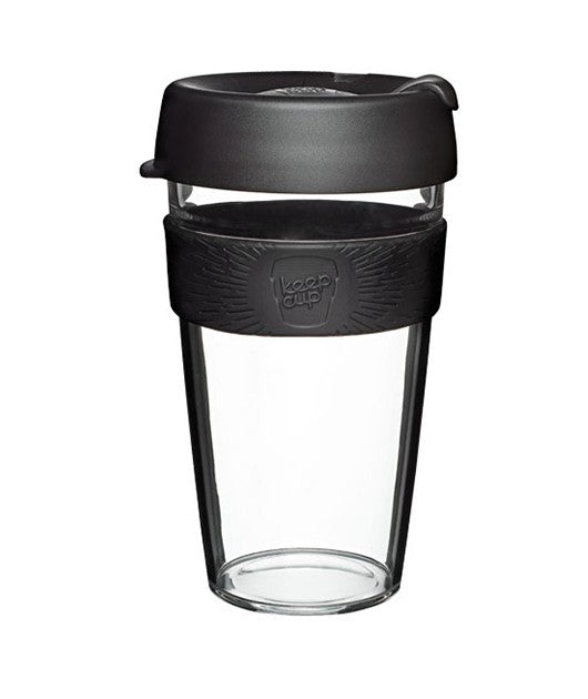 KeepCup-Clear-Edition 16oz  | Reusable Cup | Tritan Clear Plastic