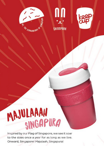 Keepcup Original 12oz - EcoWarriors #SG53