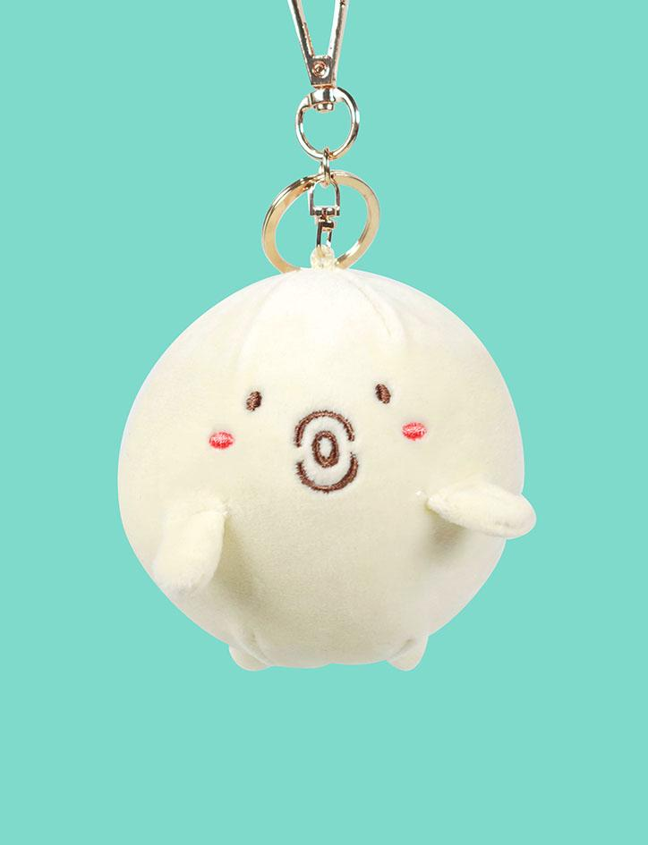 Sumoboru Fishbo Keychain | When I Was Four | Stress Ball Quishie