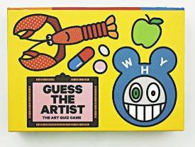 Guess the Artist | Laurence King Publishing | The Art Quiz Game